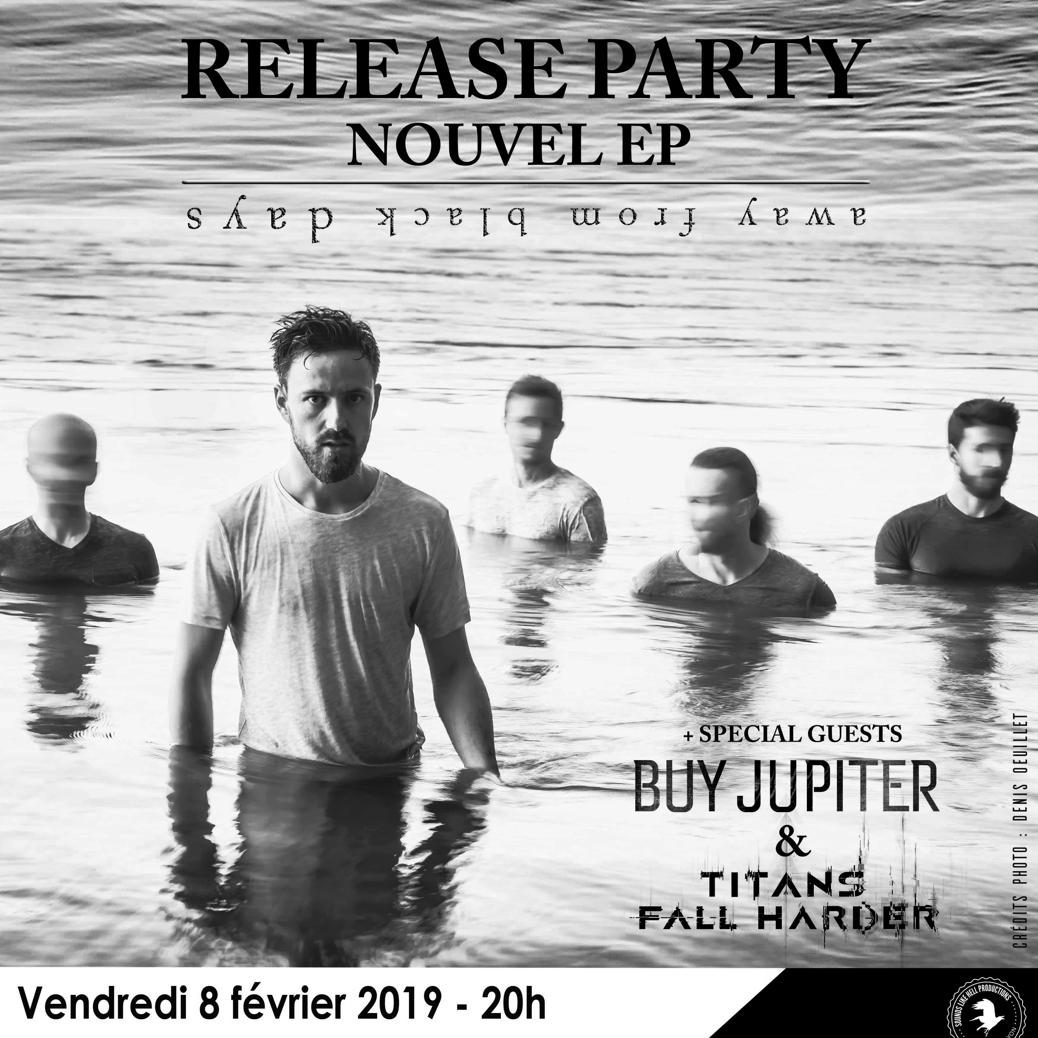 Release Party : Nonsense + guests