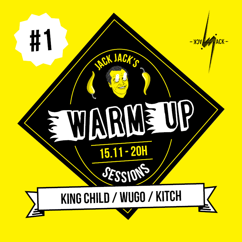 WARM UP SESSION 1 / KING CHILD + KITCH + WUGO