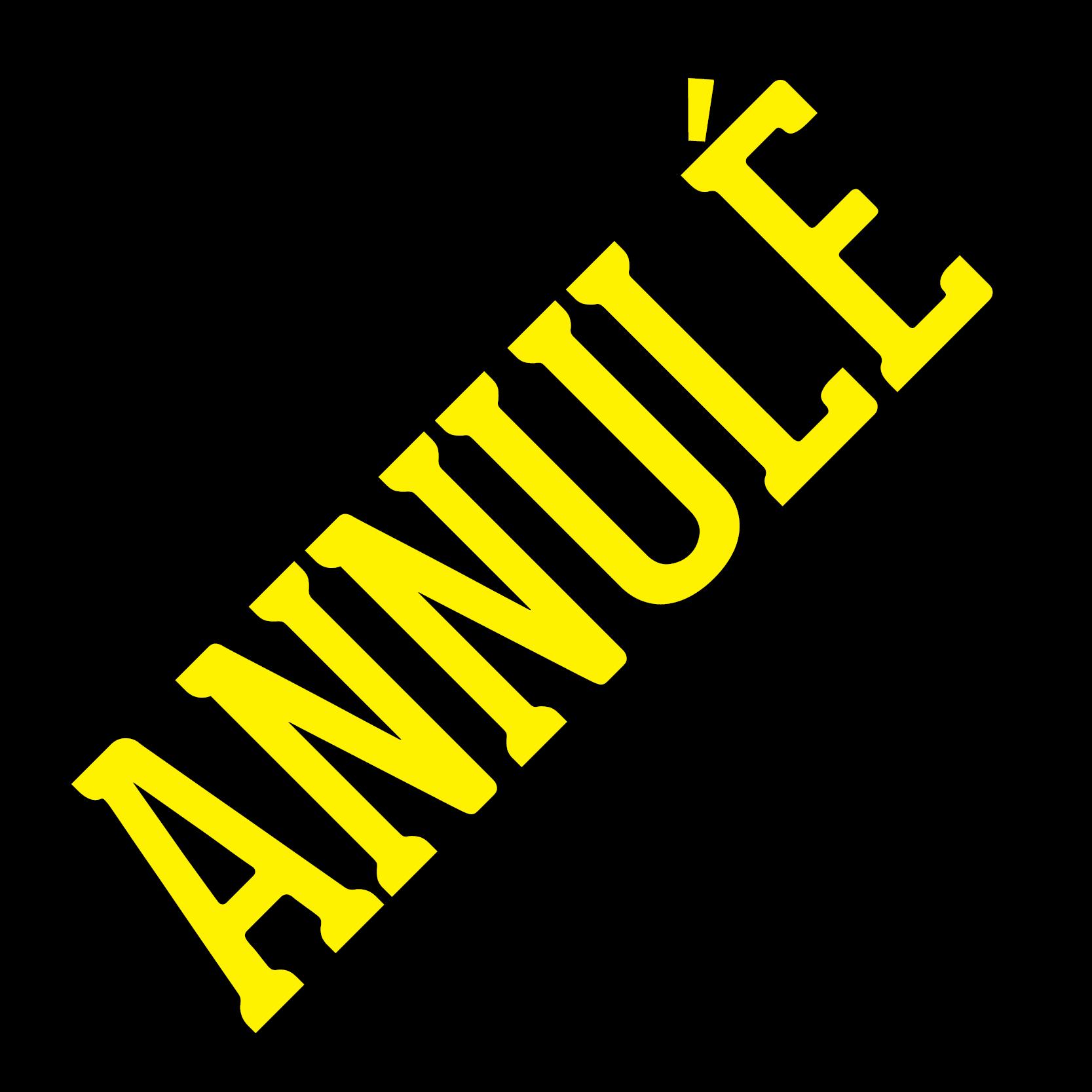 COVID-19 // ANNULATION DES CONCERTS DE LA FIN D'ANNÉE